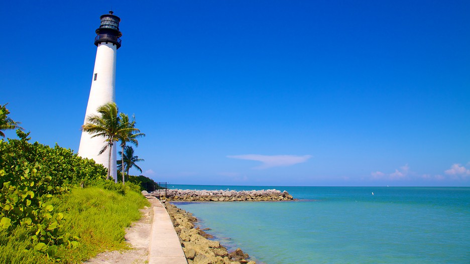 Bill Baggs Cape Florida State Park In Miami Florida