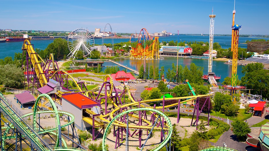 La Ronde Six Flags In Montreal Quebec Expedia