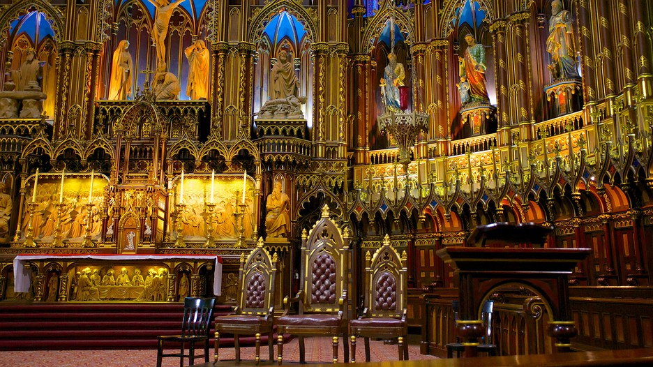 Hotels Close To Notre Dame Basilica Montreal