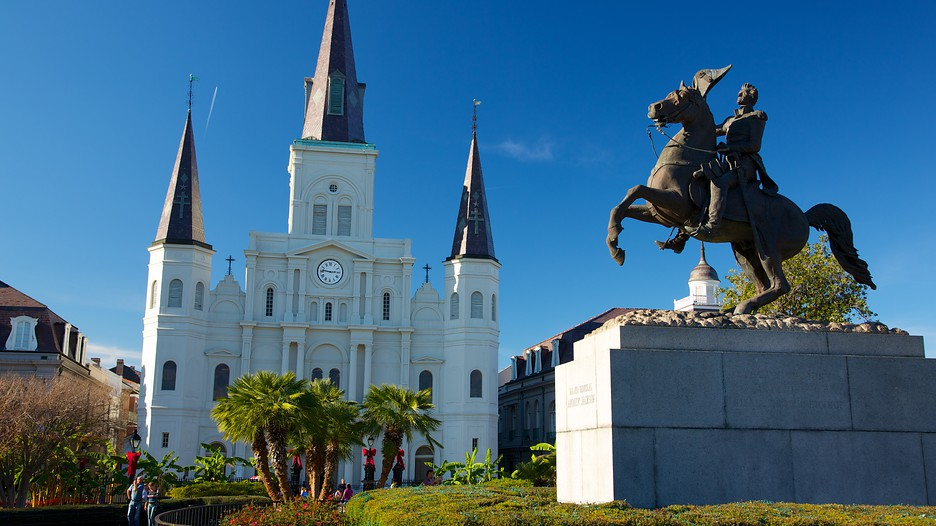 Jackson square in new orleans louisiana expedia