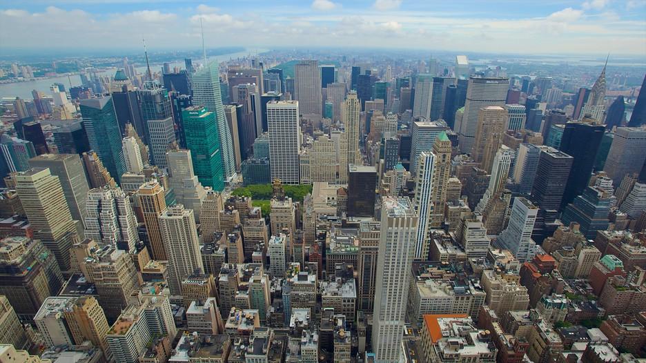 Empire State Building In New York Expedia De