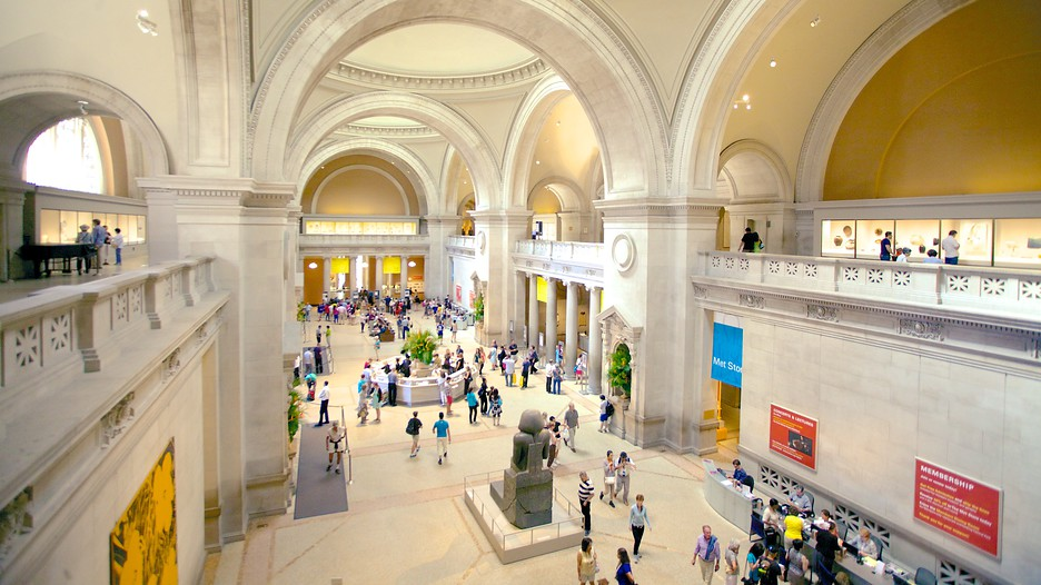 Metropolitan museum of art in new york new york expedia for Metropolitan mueseum of art