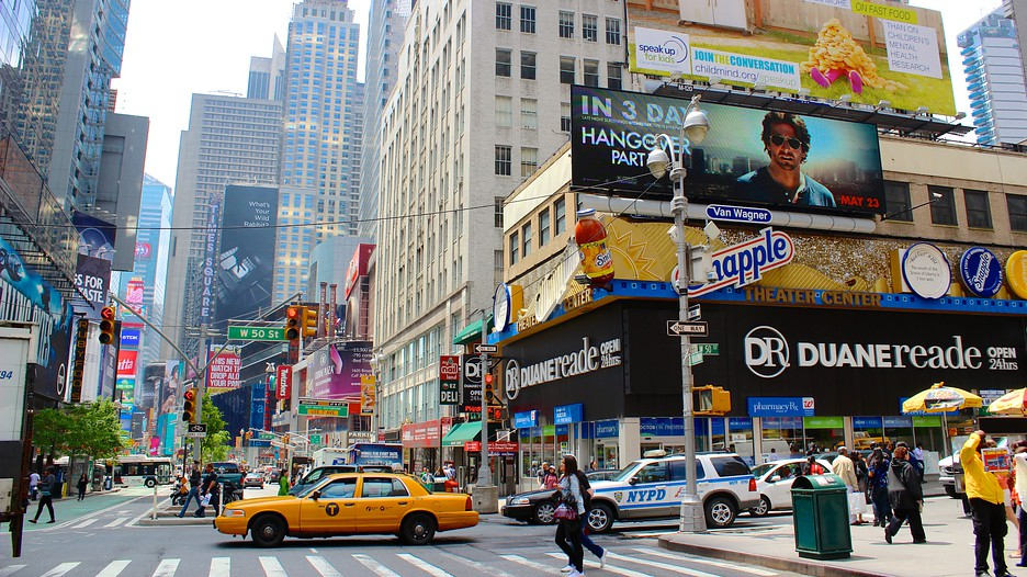 New York Flight And Hotel Packages