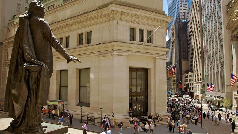 Séjour Wall Street - Quartier financier - Réservez un ...