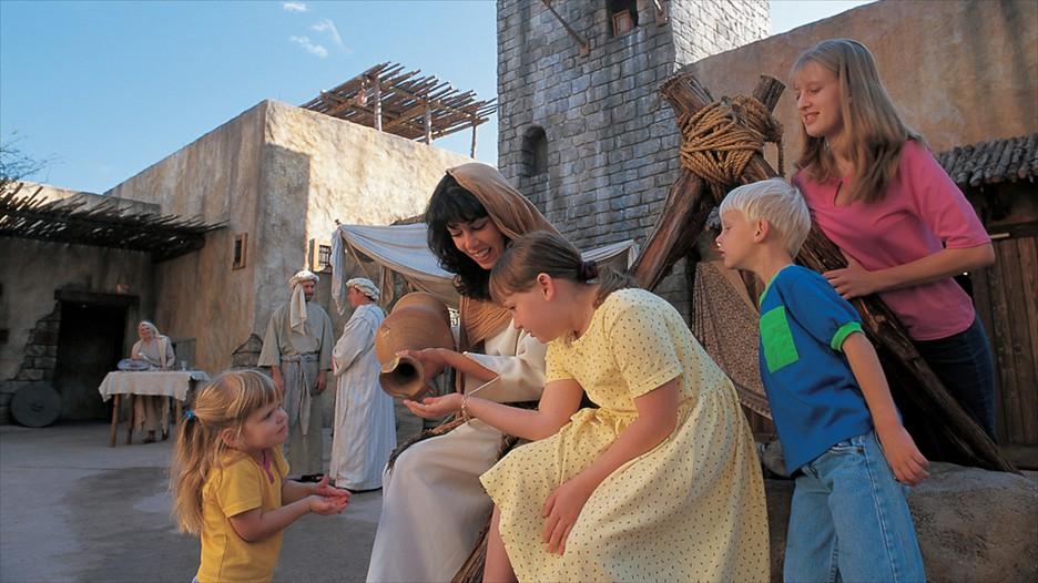 Holy Land Experience In Orlando Florida Expedia