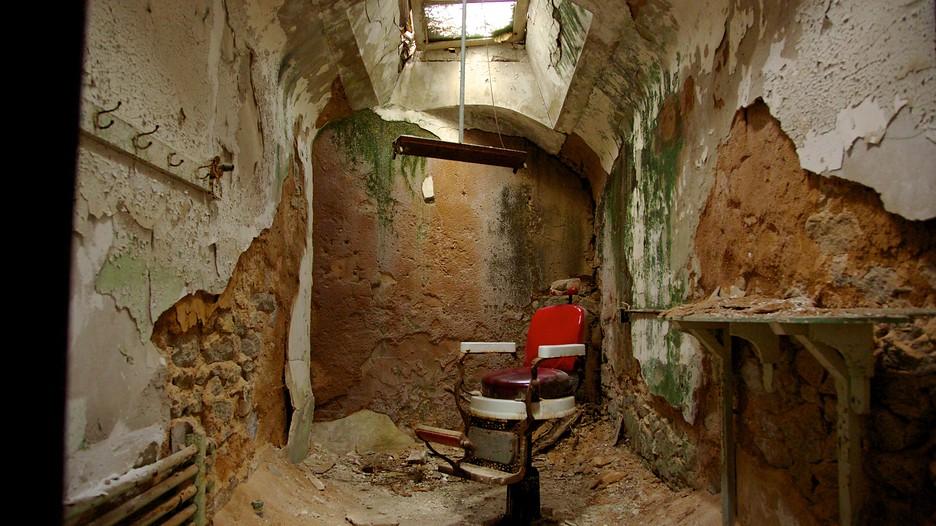 Eastern State Penitentiary In Philadelphia Pennsylvania