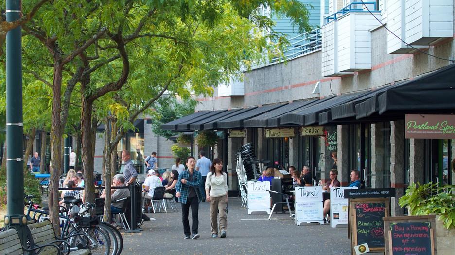 Downtown Oregon Hotels