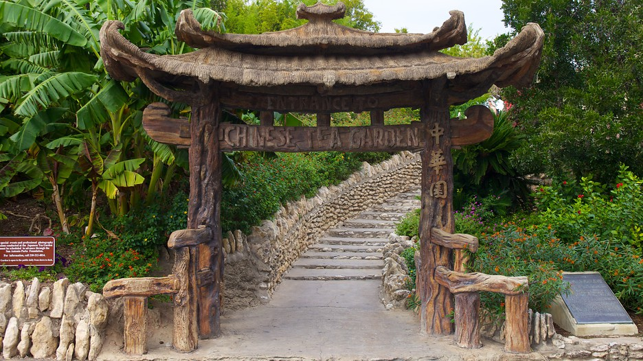 Japanese Tea Gardens In San Antonio Texas Expedia