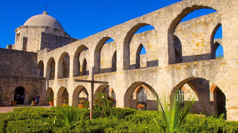 Hotels Close To The Alamo
