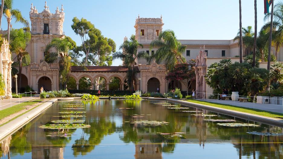 Balboa Park San Diego Ca Hotels