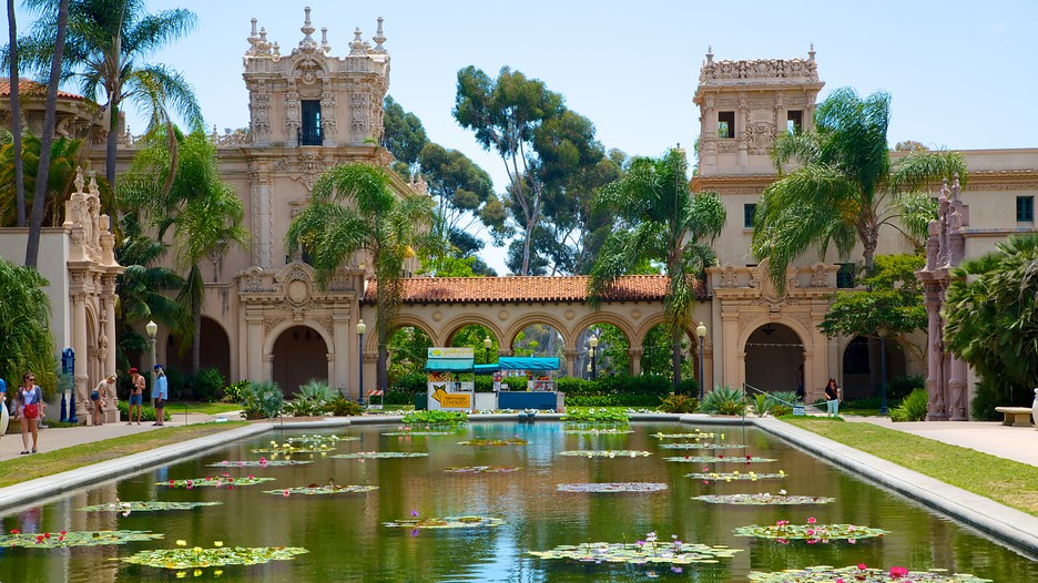 Balboa Park In San Diego California Expedia Ca