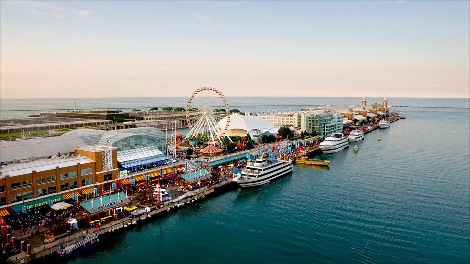 Navy Pier San Diego California Attraction Expedia Com Au