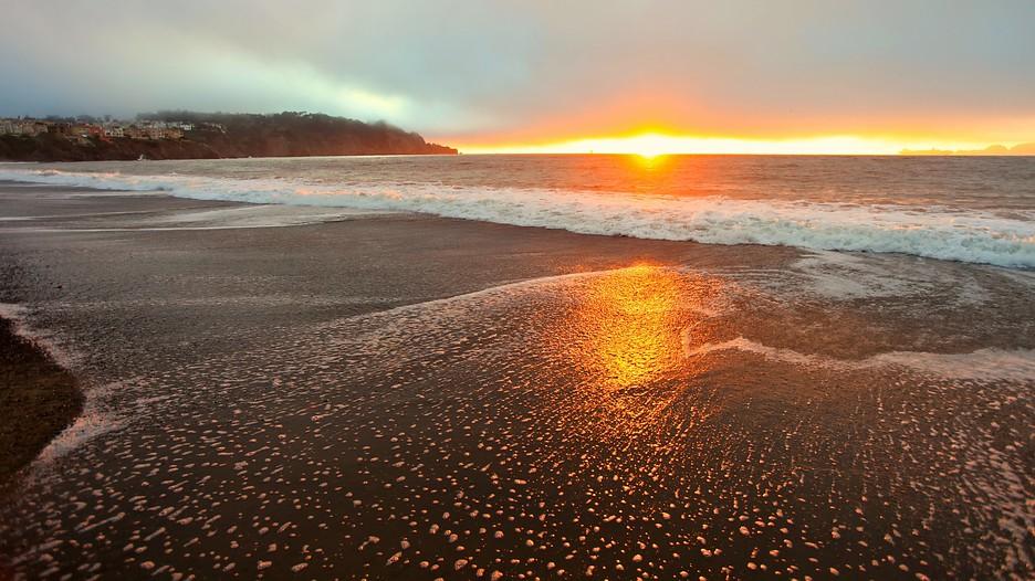Baker Beach In San Francisco California Expedia
