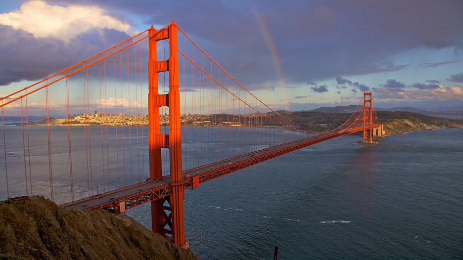 Golden Gate Bridge In San Francisco California Expedia