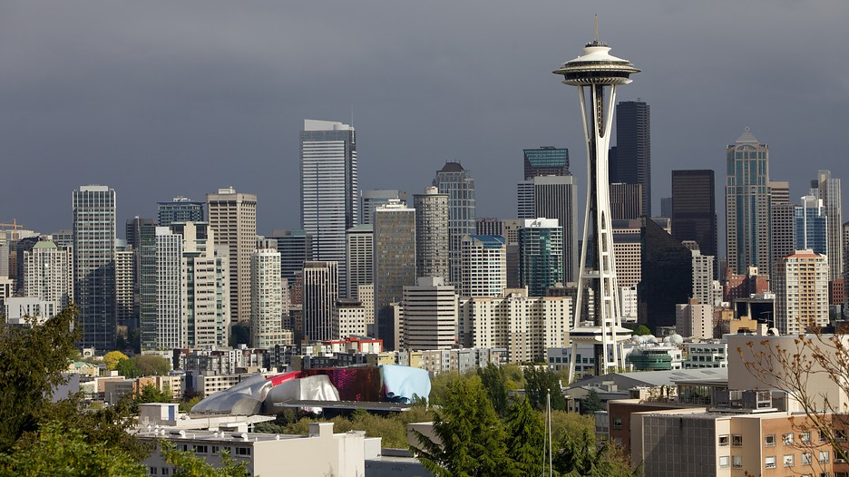 Kerry Park In Seattle Washington Expedia