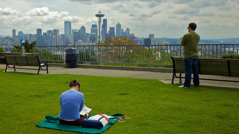 Kerry Park In Seattle Washington Expedia