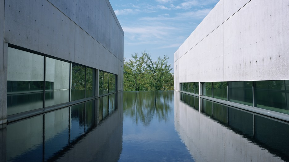 Pulitzer Foundation For The Arts In St Louis Missouri