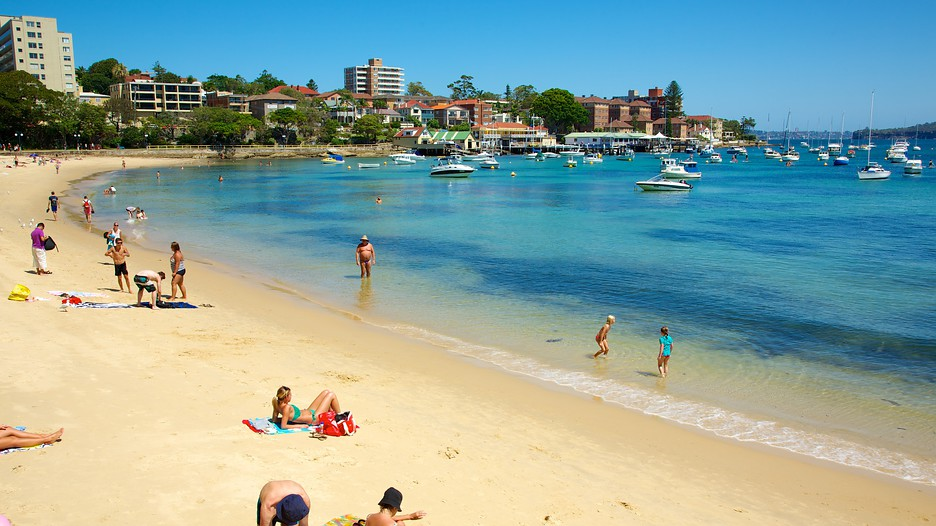 how to get to manly beach from circular quay
