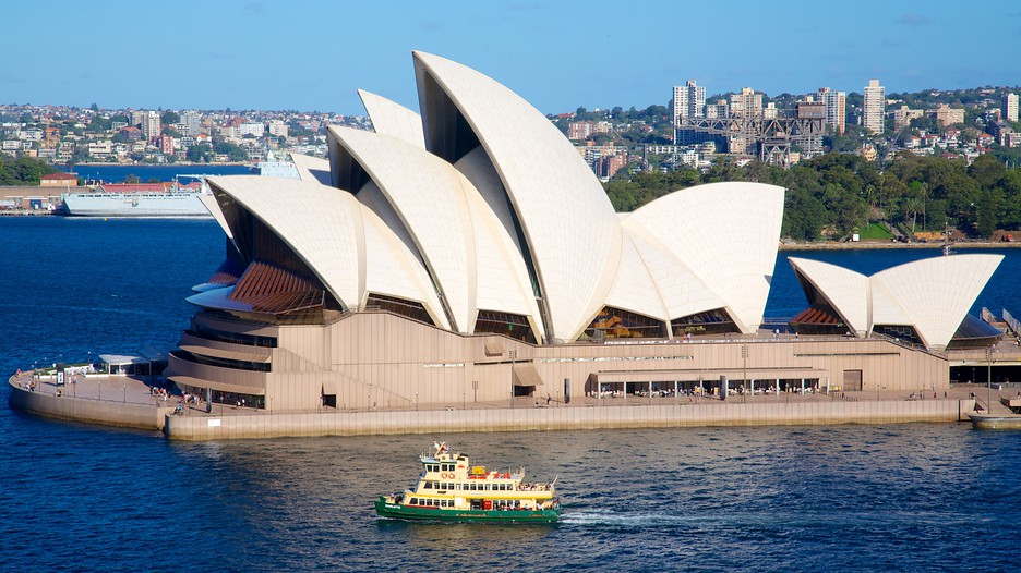 Sydney opera house in sydney new south wales expedia for Sydney opera housse