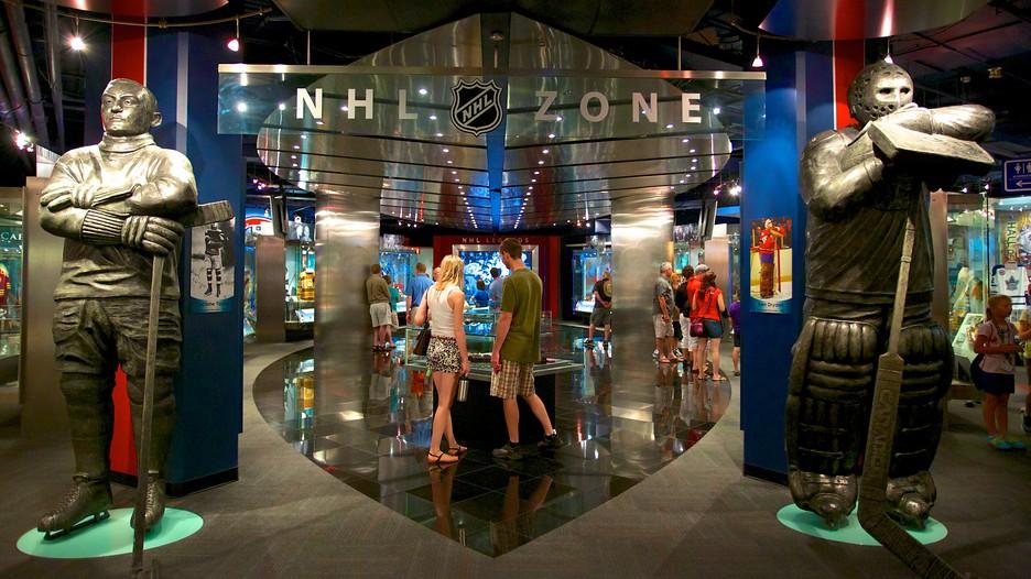 Hockey hall of fame in toronto ontario expedia