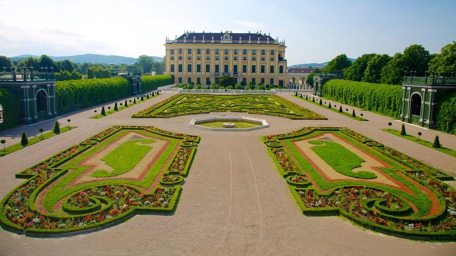 Schonbrunn Palace Hotel Vienna