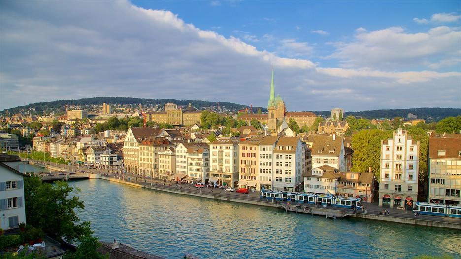 Where to Stay in Zurich, Switzerland - Europe Up Close
