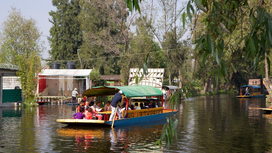 Viajes a xochimilco para semana santa 2017 paquetes vacacionales a xochimilco for Jardin xochimilco