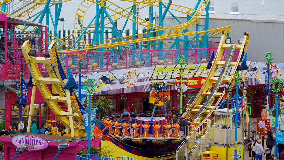 Adventure Island In Southend On Sea England Expedia Ca