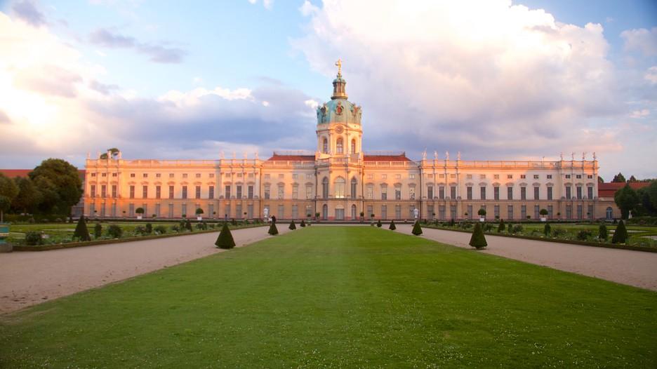 Castello di charlottenburg punti di interesse a berlino for Le jardin zoologique de berlin