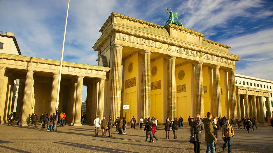 Brandenburg Gate Pictures Brandenburg Gate Berlin