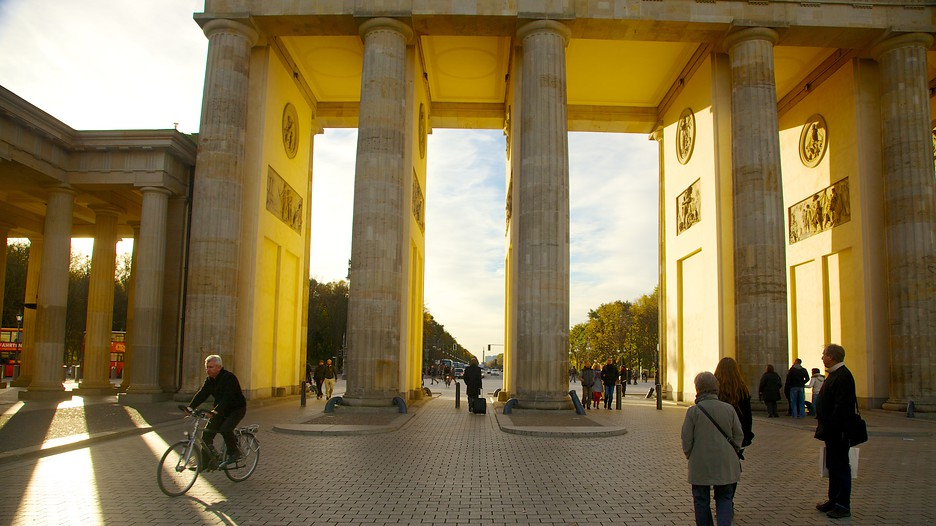 Brandenburg Gate Berlin Hotels Brandenburg Gate Berlin