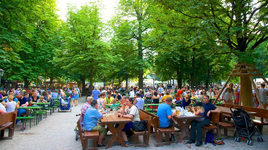 English Garden in Munich, | Expedia