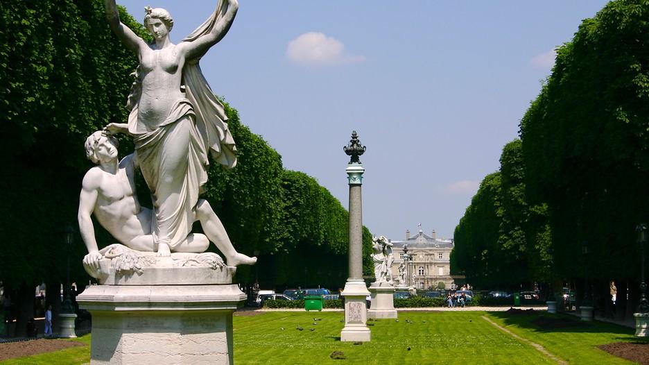 Jardin du luxembourg d couvrez paris avec for Jardin du luxembourg hours