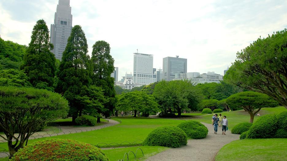 Shinjuku Gyoen National Garden in Tokyo,  Expedia