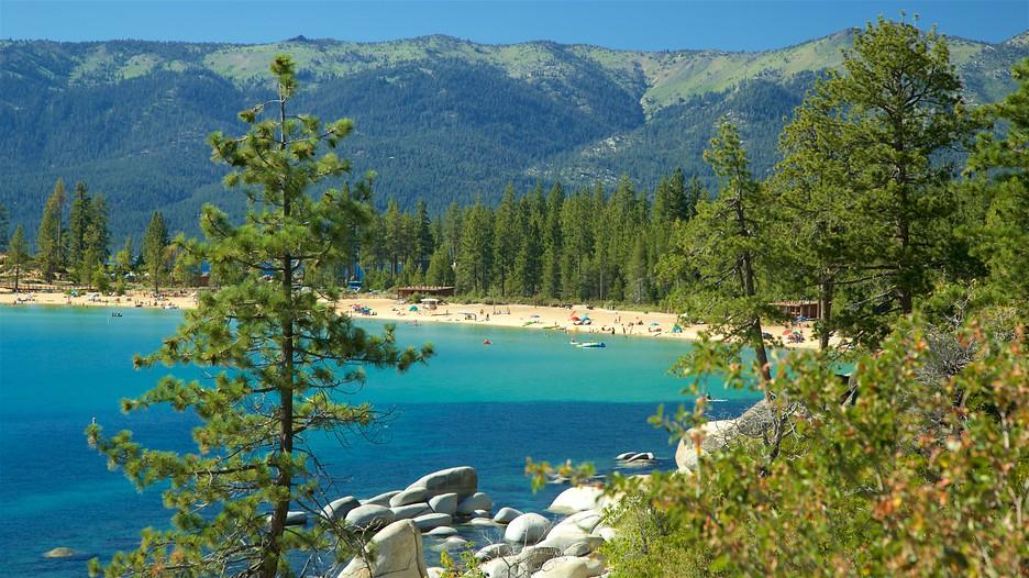 Sand Harbor In Lake Tahoe Nevada Expedia Ca