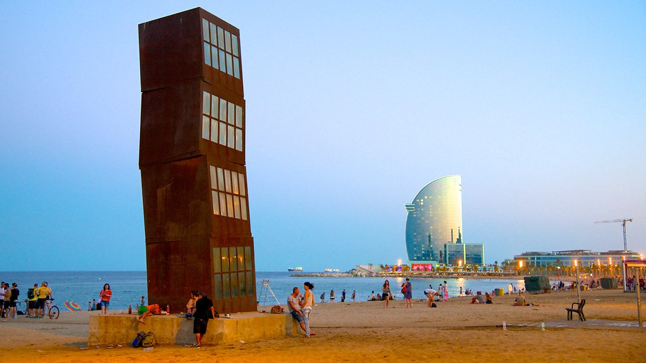 Barcelona Hotels Close To The Beach