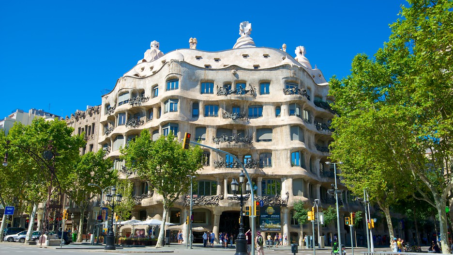 Casa Mila In Barcelona Expedia