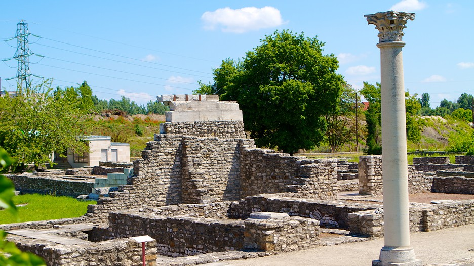 Aquincum Museum And Ruin Garden In Budapest Expedia