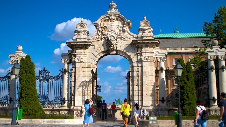 Buda Castle In Budapest Expedia