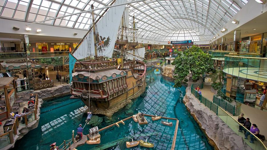 West Edmonton Mall In Edmonton Alberta Expedia