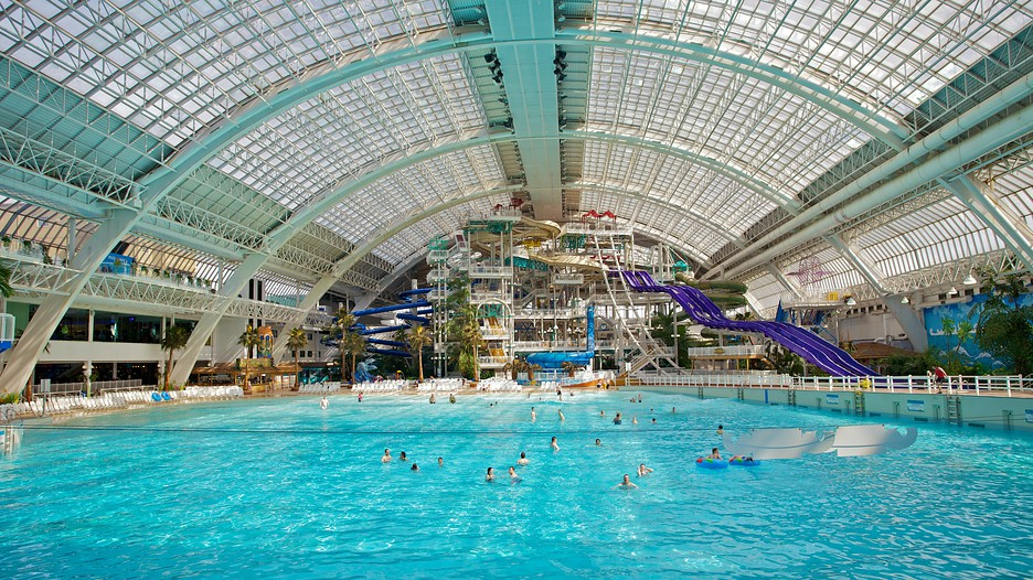 West Edmonton Mall In Edmonton Alberta Expedia