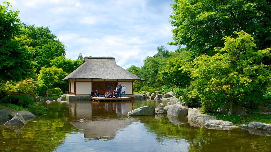 Japanese garden in hamburg expedia for Casa de jardin mobile home park