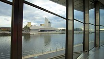 The Lowry (salle de spectacles) - Manchester