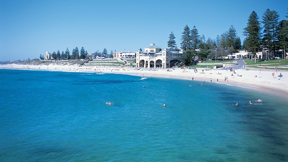 Cottesloe Beach In Perth Western Australia Expedia