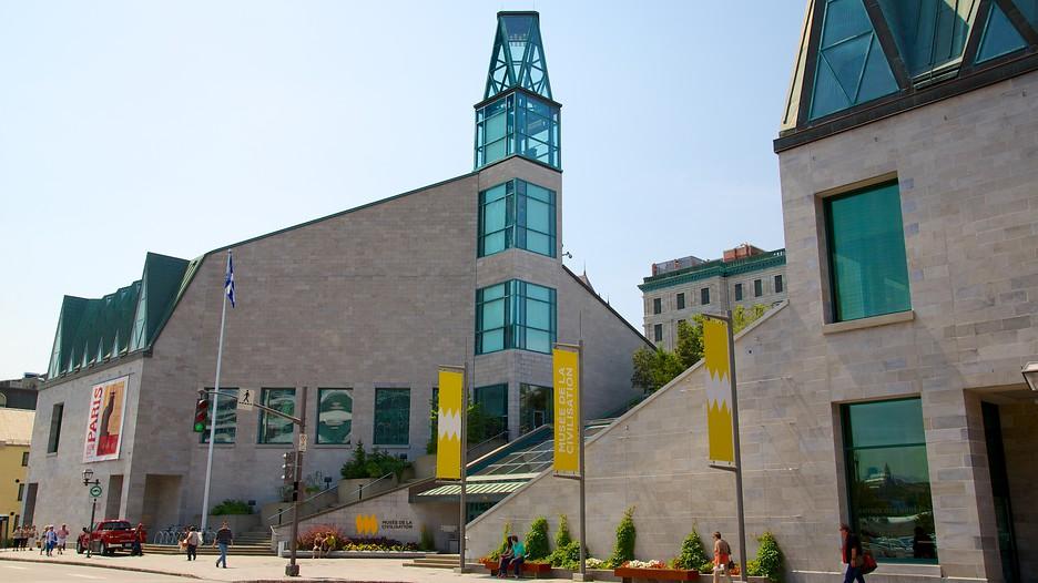 museum of civilization in quebec quebec