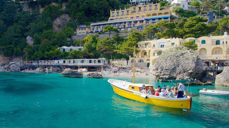 Capri Island Vacations 2017 Package Amp Save Up To 603