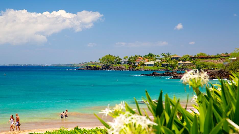 Maluaka Beach In Wailea Hawaii Expedia Ca