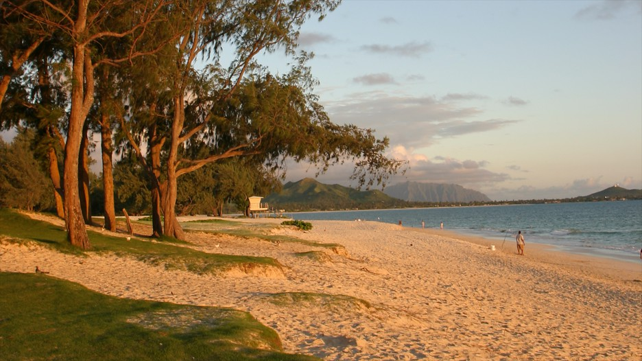 Waimanalo Beach In Waimanalo Hawaii Expedia