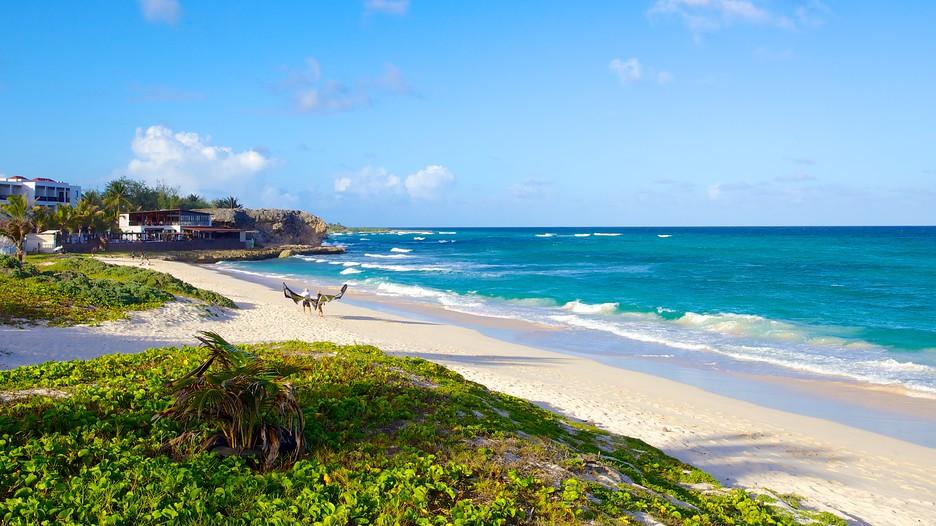 Silver Sands Beach In Barbados Expedia