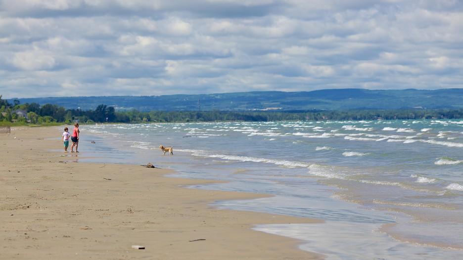 Wasaga Beach Provincial Park In Wasaga Beach Ontario